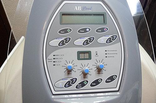 Ультразвуковой прибор для чистки лица AB Peel